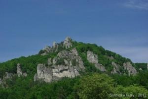 26.5.2012 : Súľovske skaly