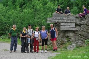 23.6.2012 : Západne Tatry – Roháčske plesá