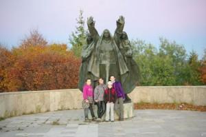 19.10.2012 : Javorina – Strečno (nočný pochod)